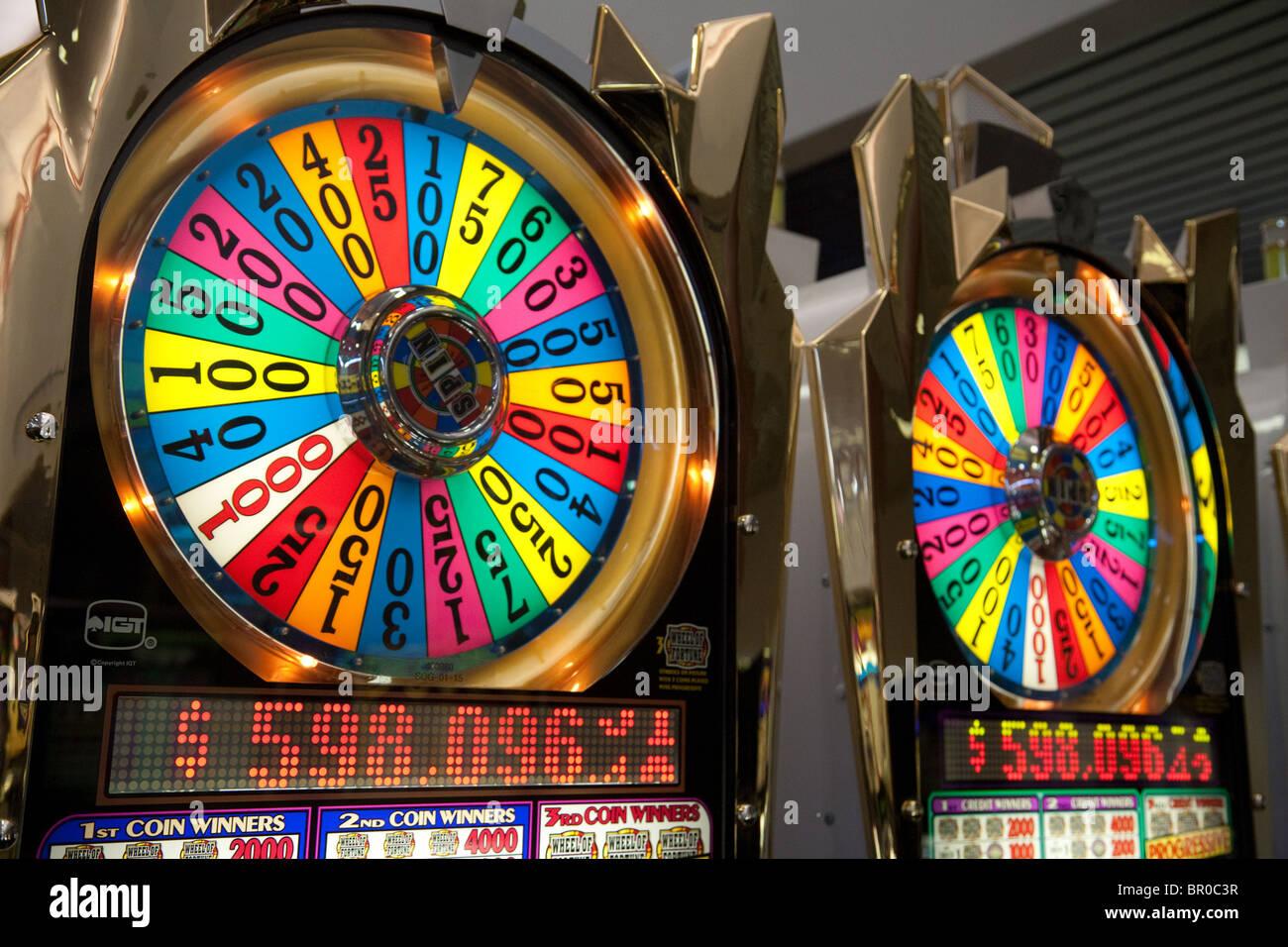 wheel of fortune big money slot machine