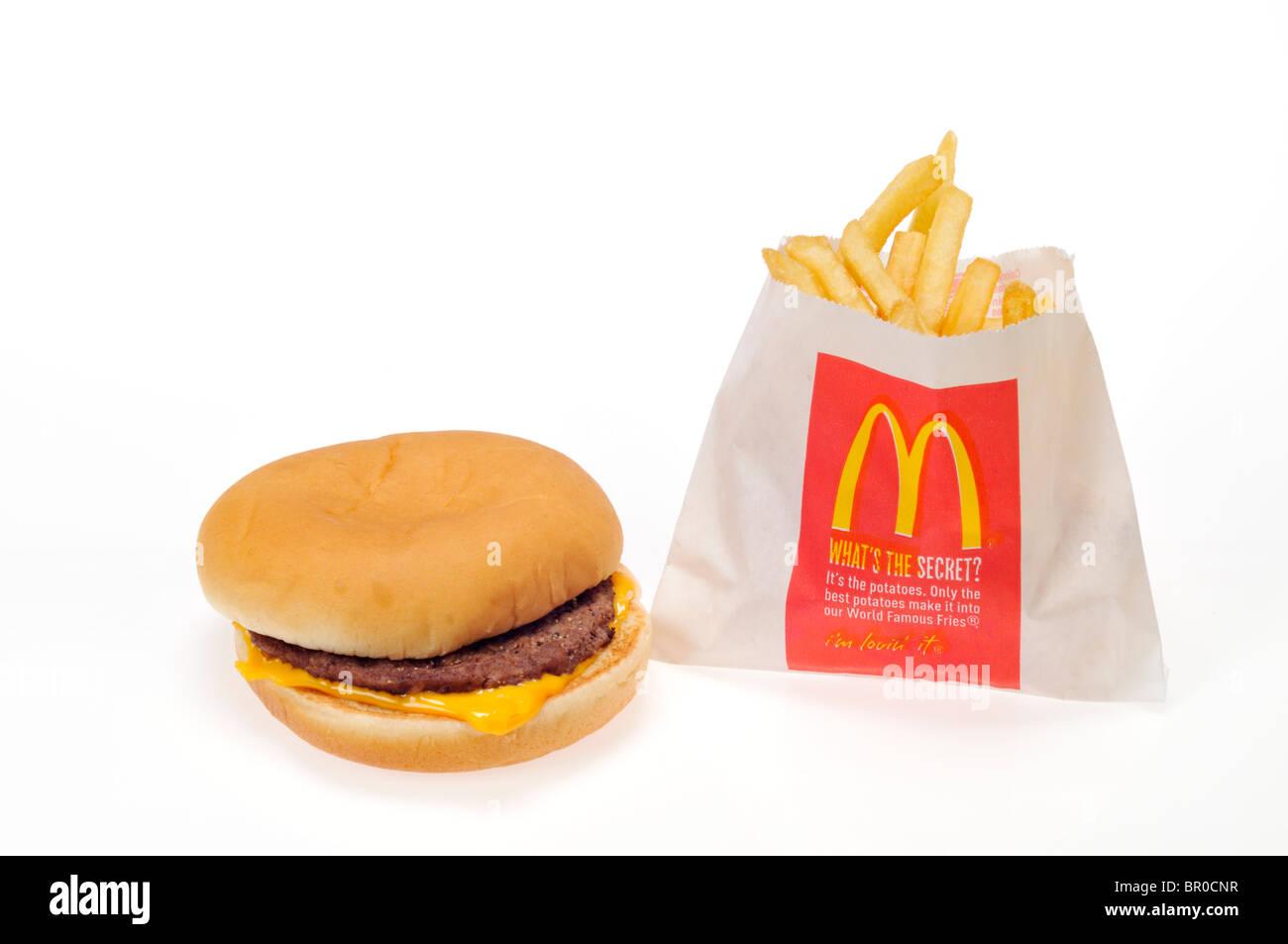 Чизбургер как в макдональдсе