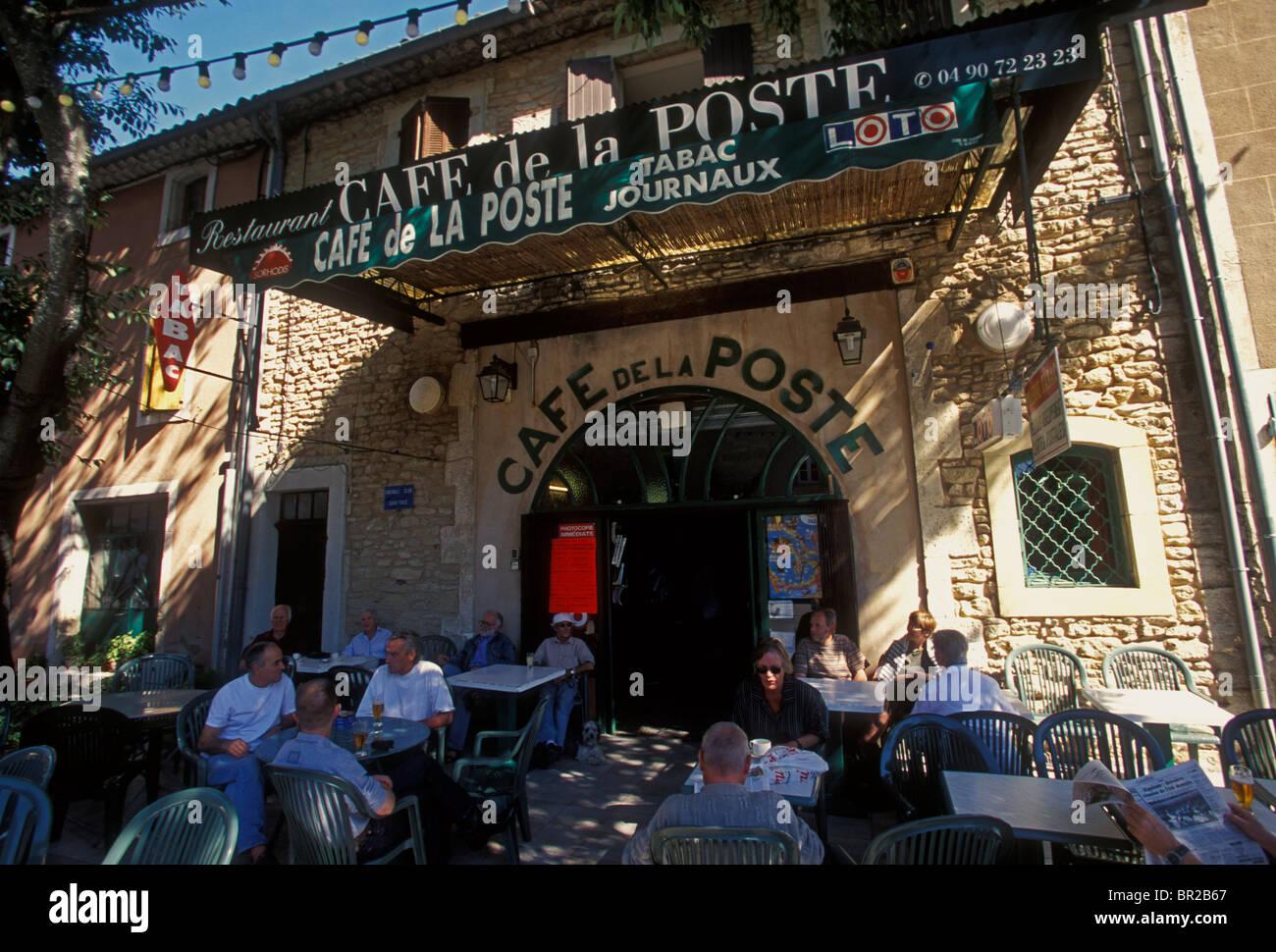 Cafe De La Poste Goult