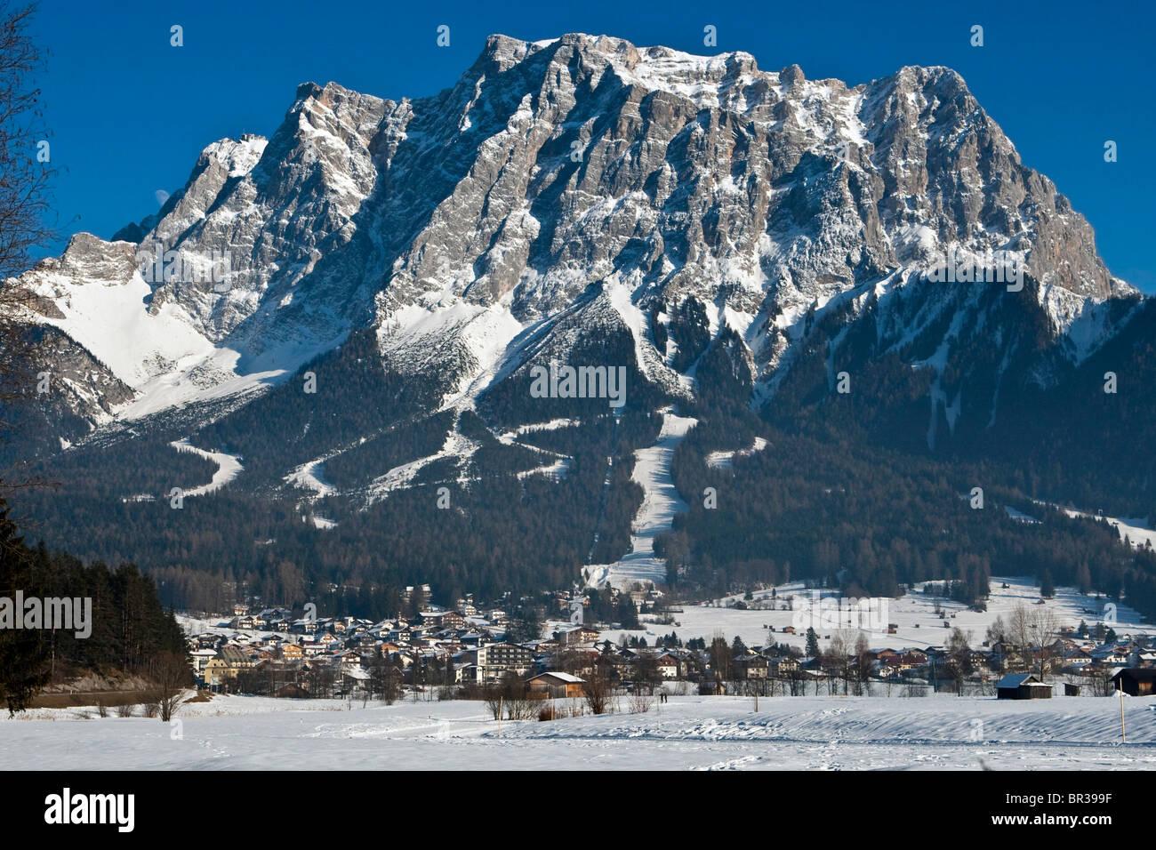 Zugspitze Panorama Zugspitze Panorama   w...