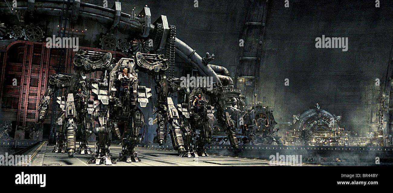 Zion Matrix ZION ROBOTS THE MATRIX...
