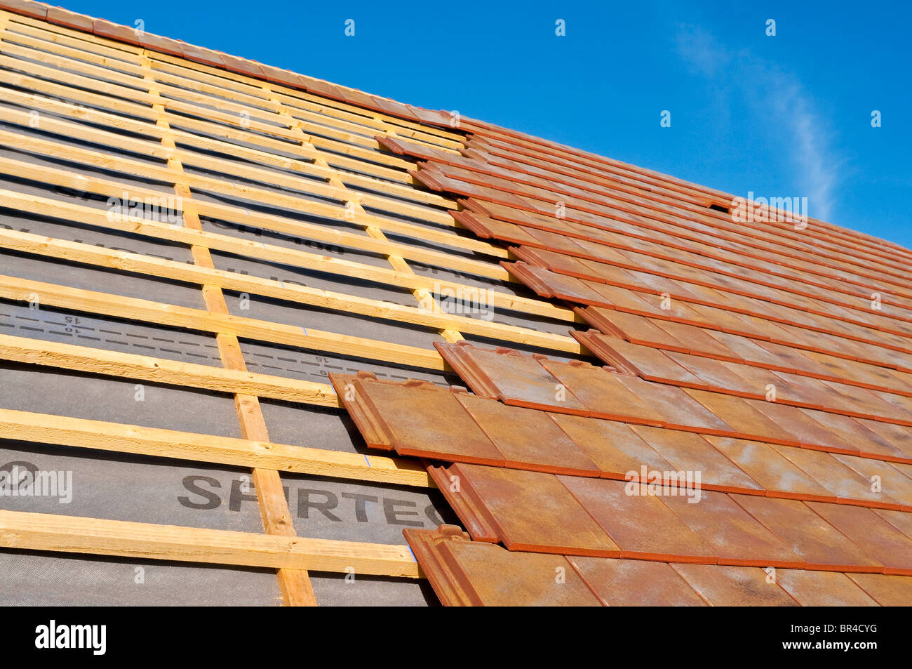 Roofing Laths Amp Battens Are Used In Other Areas Of