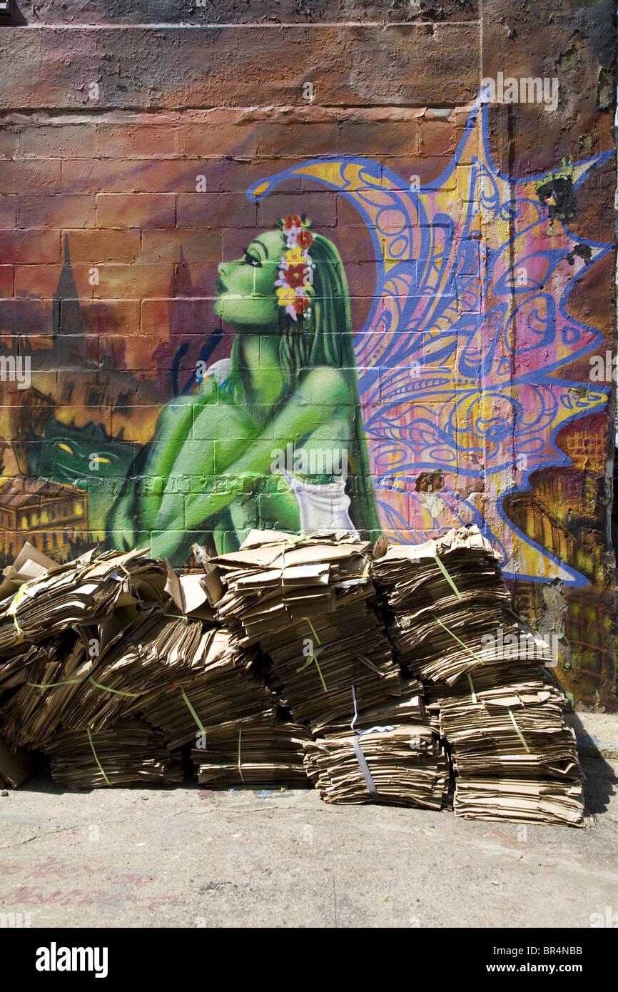 Graffiti wall usa - Graffiti Wall New York City New York State Usa Usa