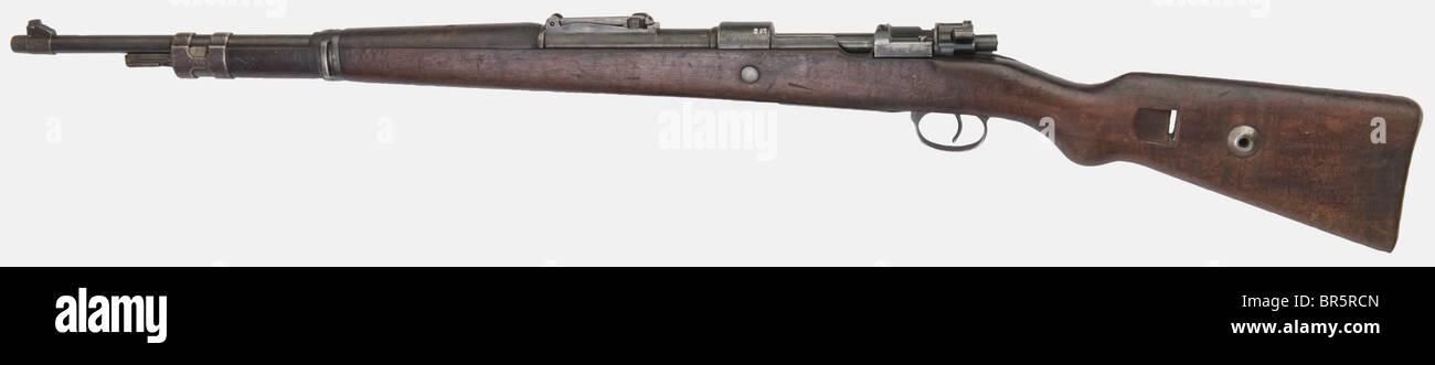 German Mauser 98 Serial Numbers - evolutionxsonar