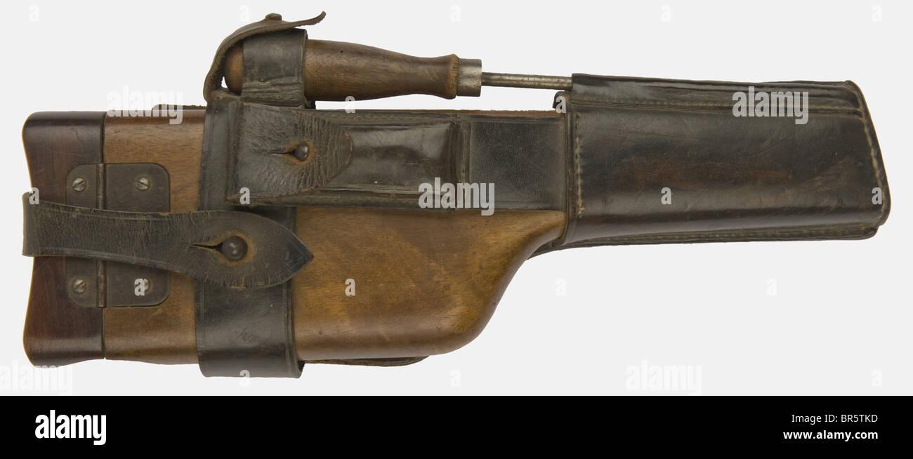 Mauser Serial Numbers