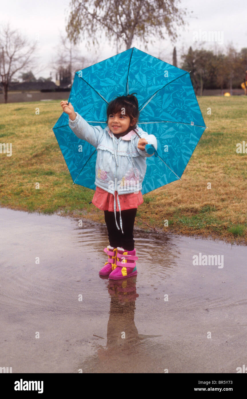 Kids Rain Gear. Make a splash in adorable kids' rain gear. Look to brands like Kidorable and TNF for umbrellas, rain boots and jackets. Playful Sets & Separates He or she will love you forever decked out in rain gear that matches their interests.