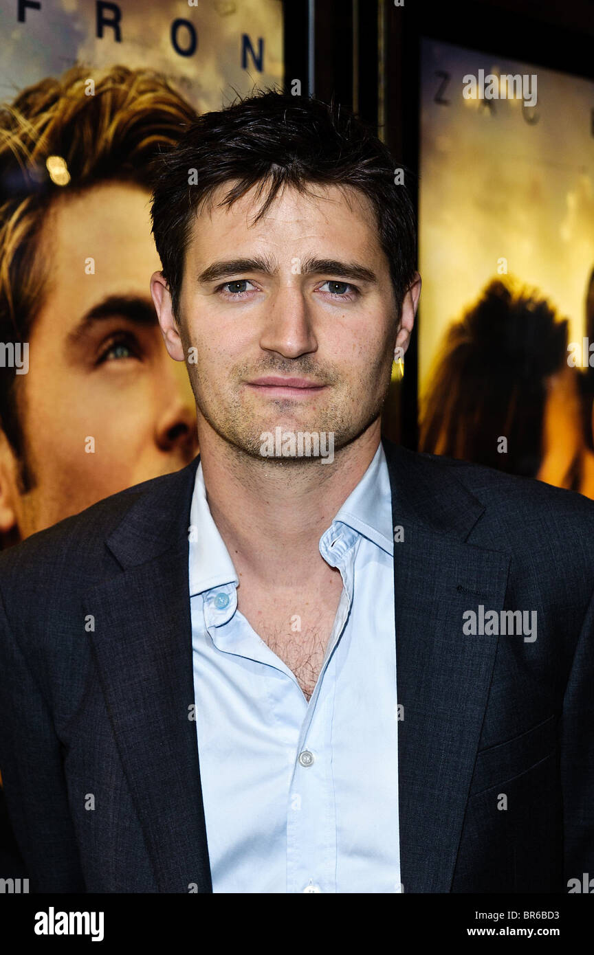 Tom Chambers attends the Premiere of he Death & Life Charlie St