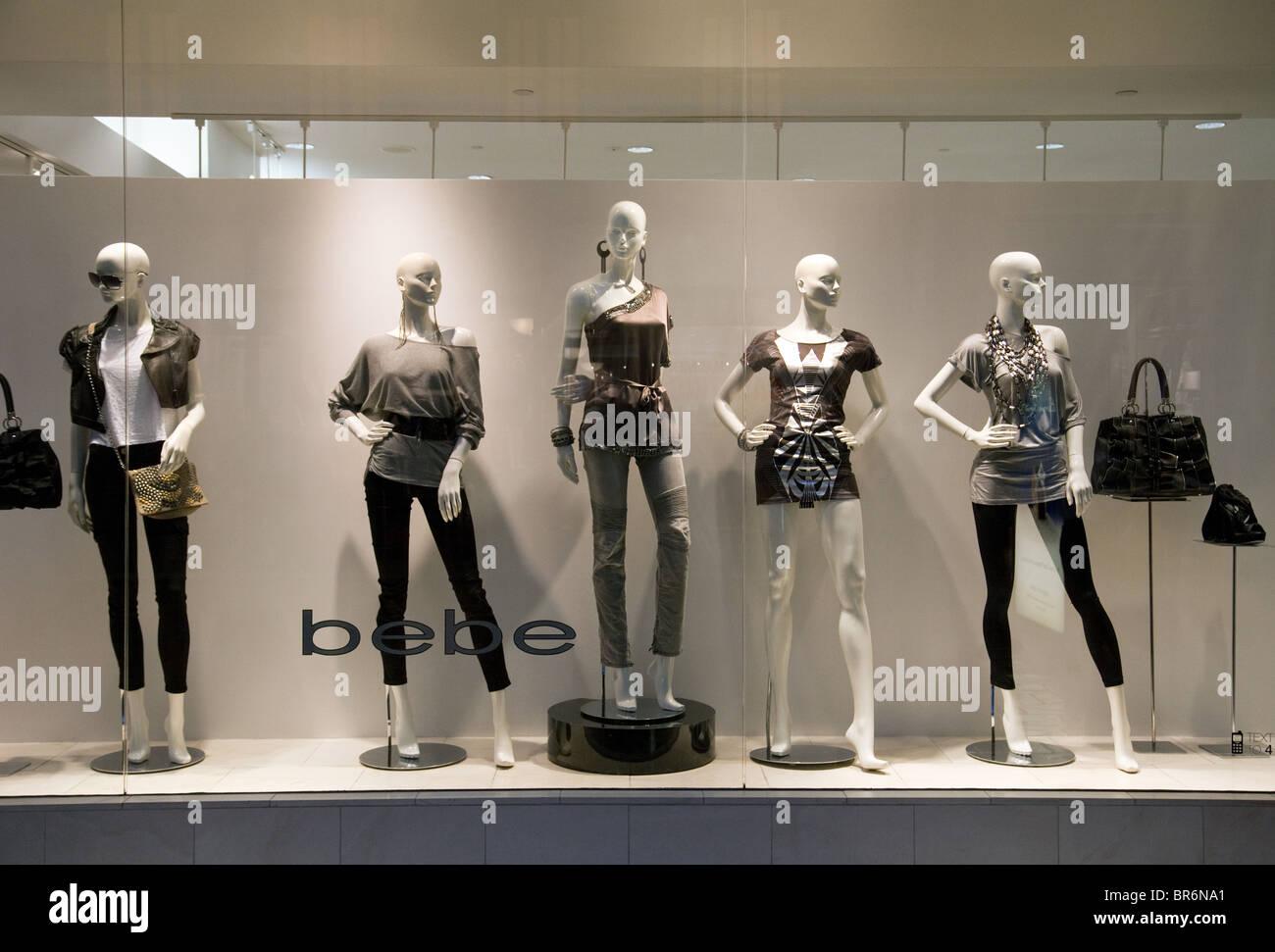 Clothing stores las vegas