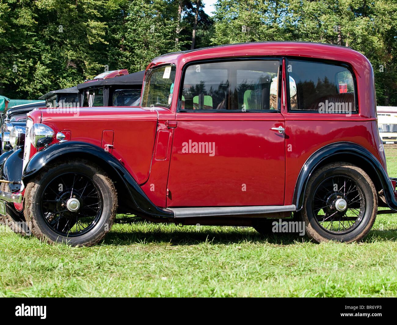 Milton Classic Car Show