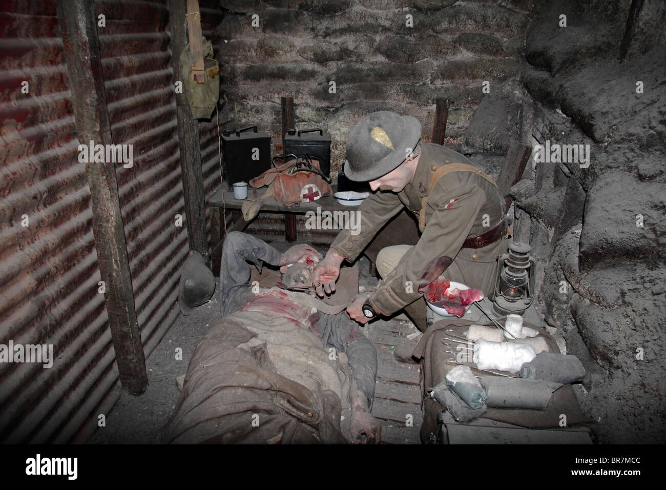 life in the trenches ww1 essay