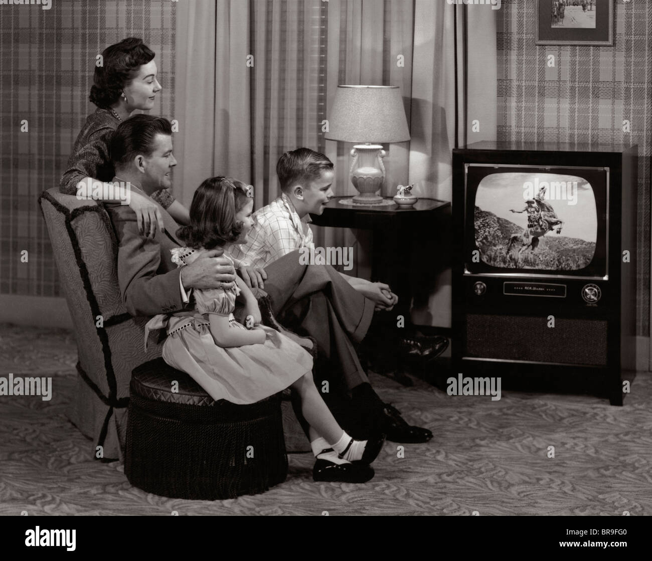 1950s Television Research Paper?