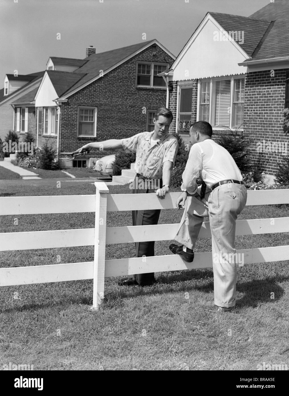 1950s Houses 1950s houses stock photos & 1950s houses stock images - alamy