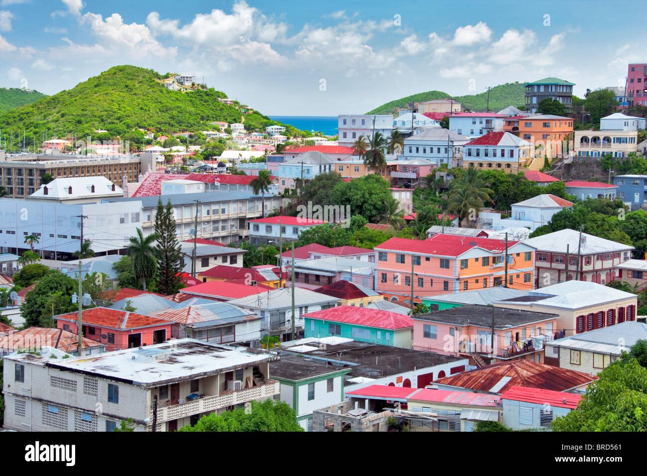 Houses In St Thomas Virgin Islands
