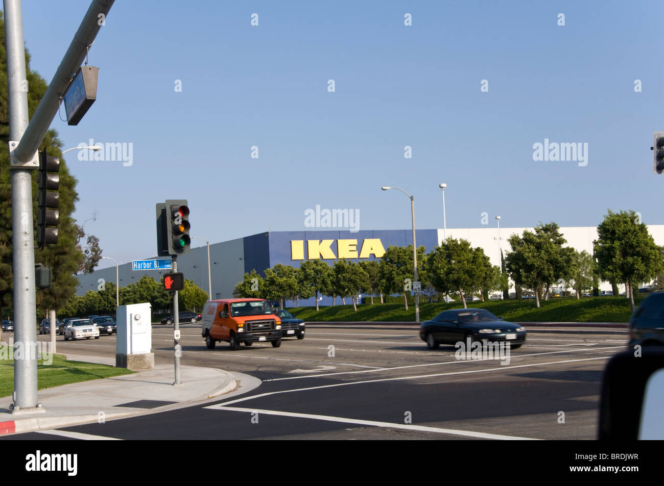 ikea store stock photo royalty free image 31647667 alamy. Black Bedroom Furniture Sets. Home Design Ideas