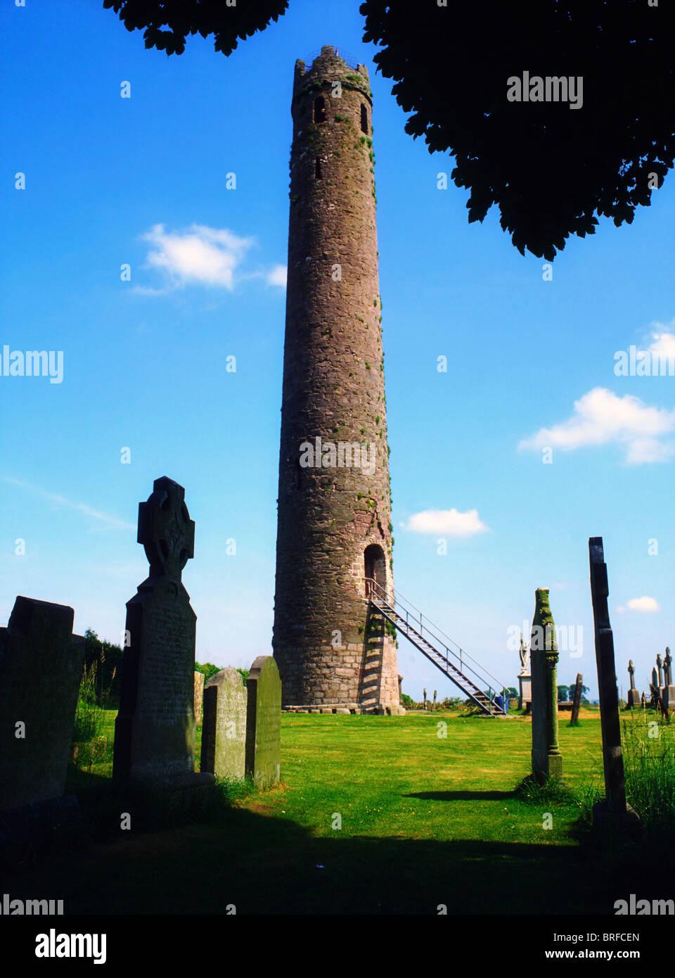 Castles of Leinster: Kilteel, Kildare © Mike Searle cc-by