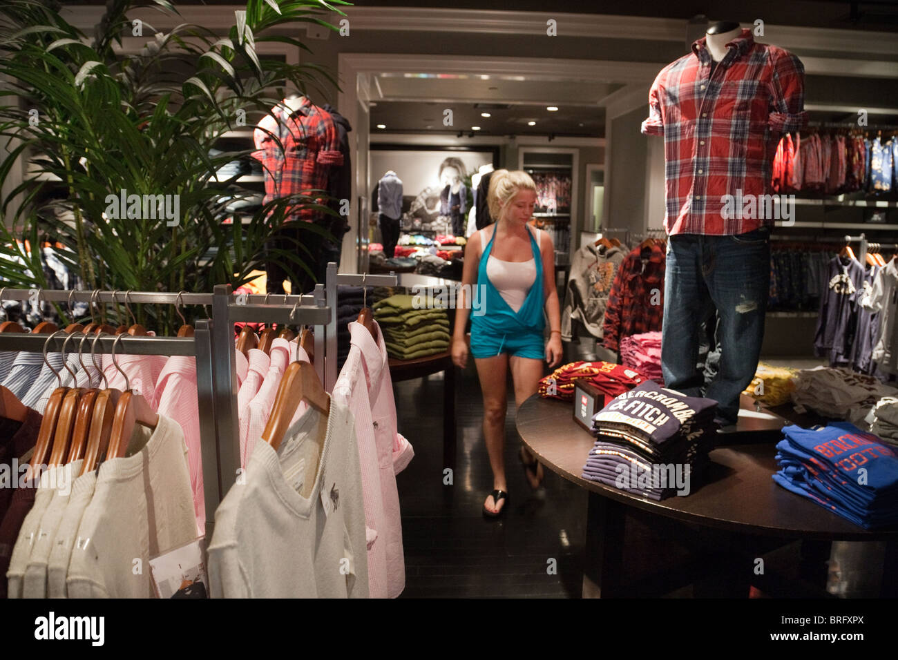 abercrombie fitch usa