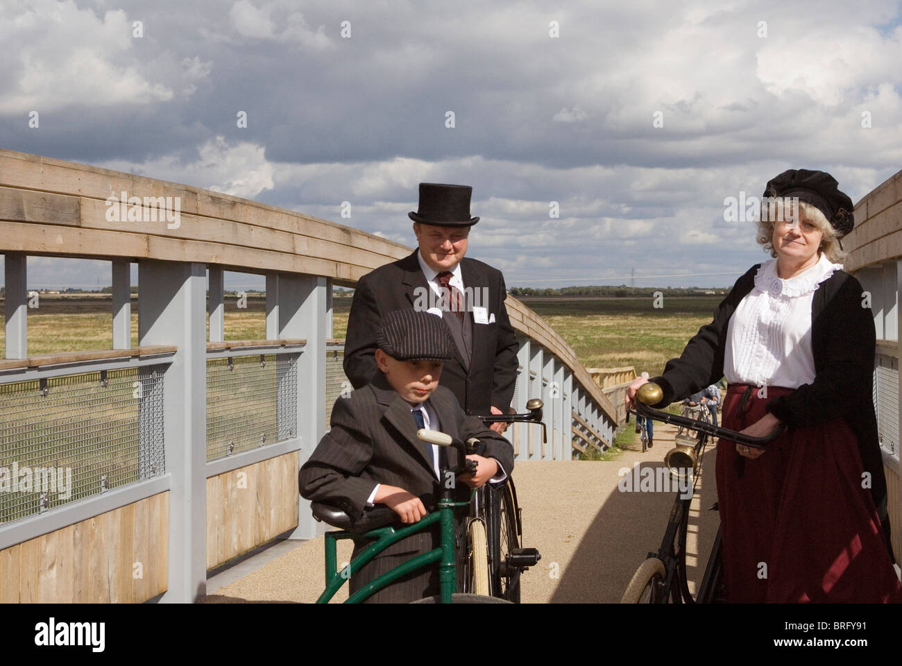 Alan Kempton and family, members of the Burwell Veteran and ...