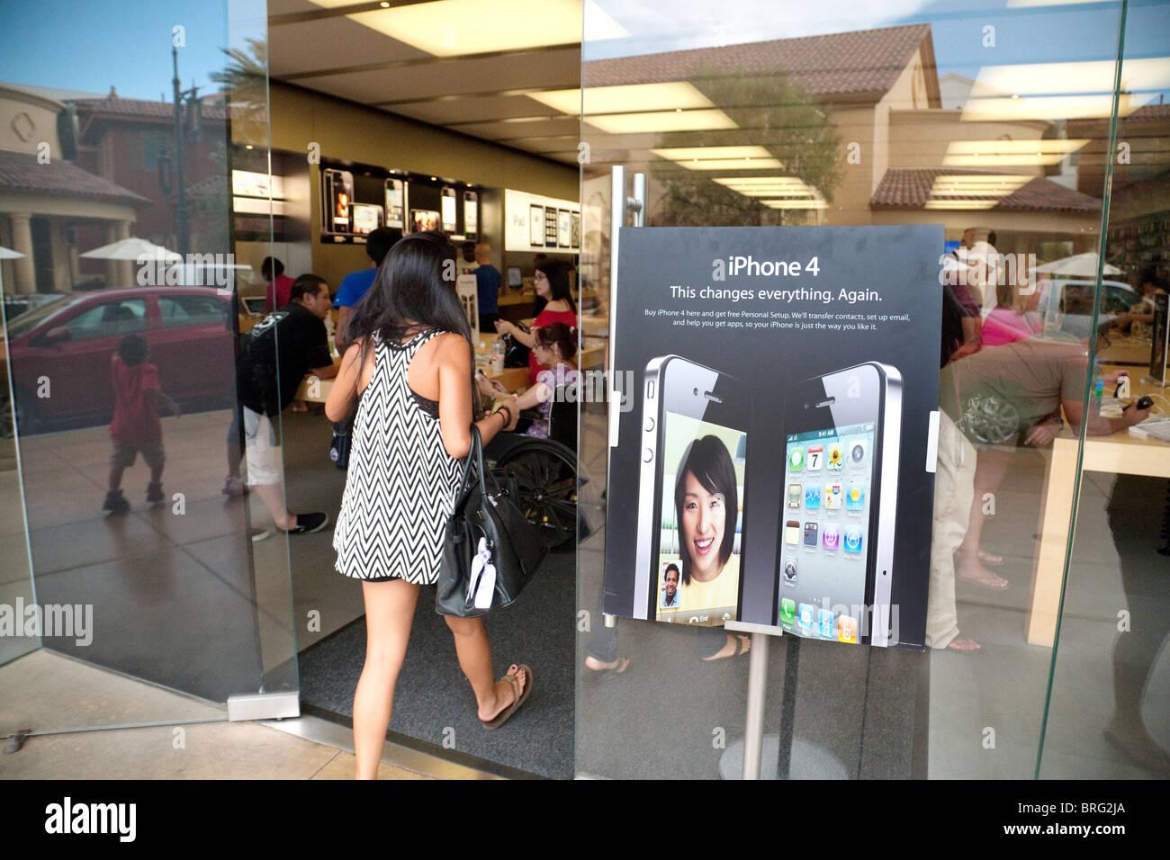 Apple Store Fashion Mall Las Vegas