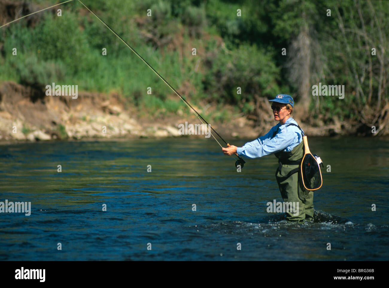 Fly fish usa for Fishing colorado springs