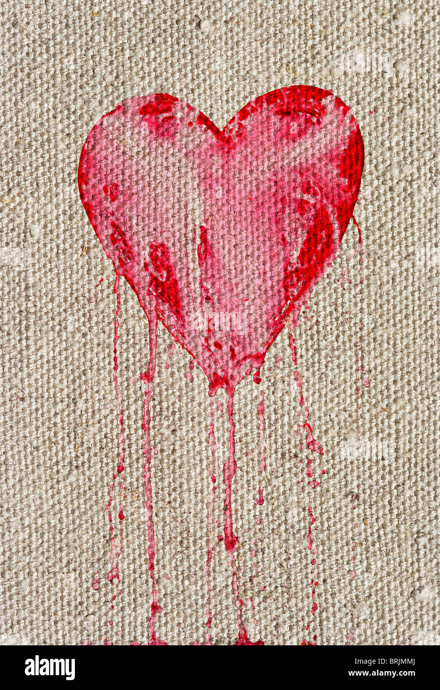 Bleeding heart symbol of love in grunge style stock photo bleeding heart symbol of love in grunge style buycottarizona