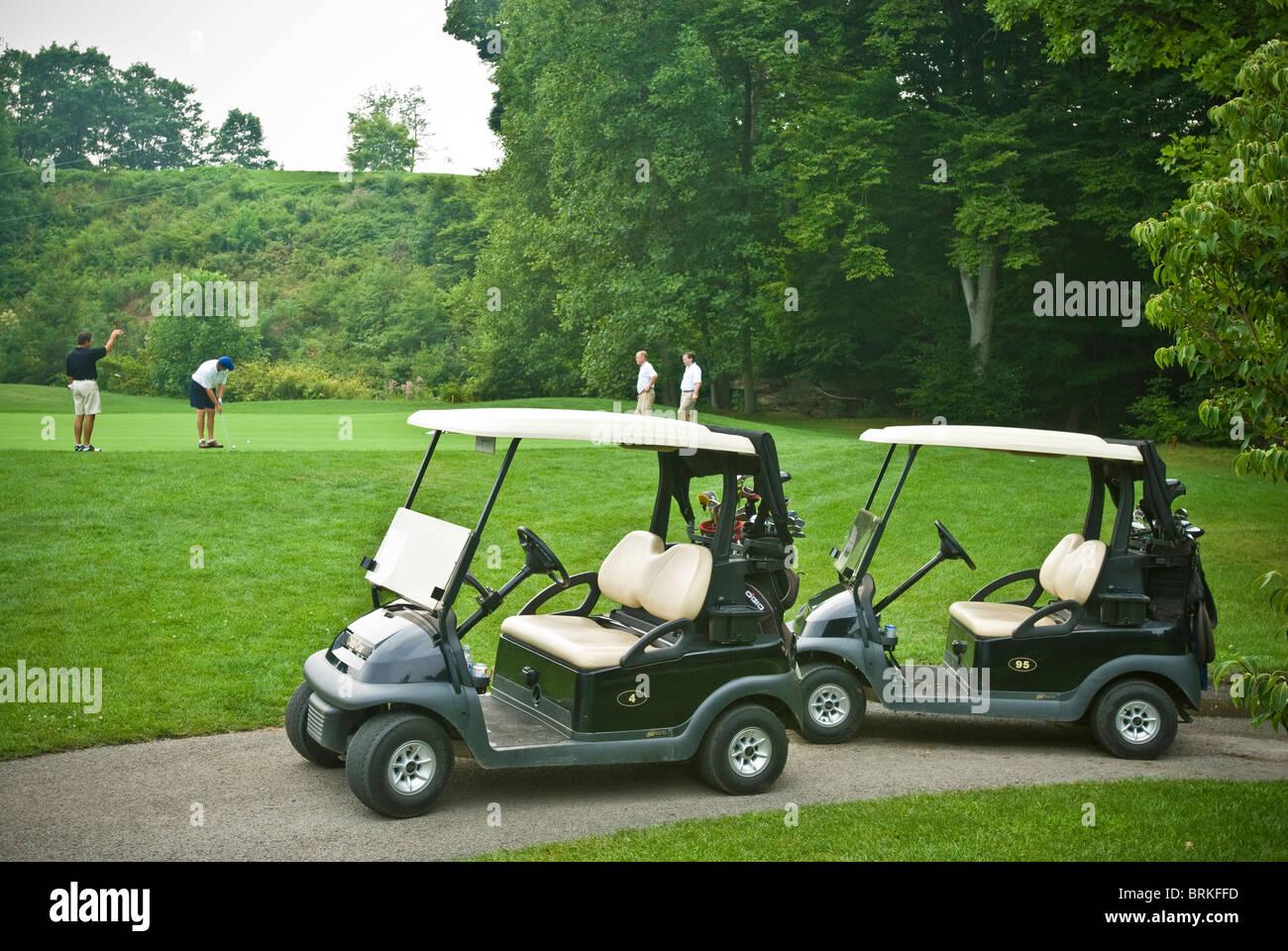 foursome+golf+cars