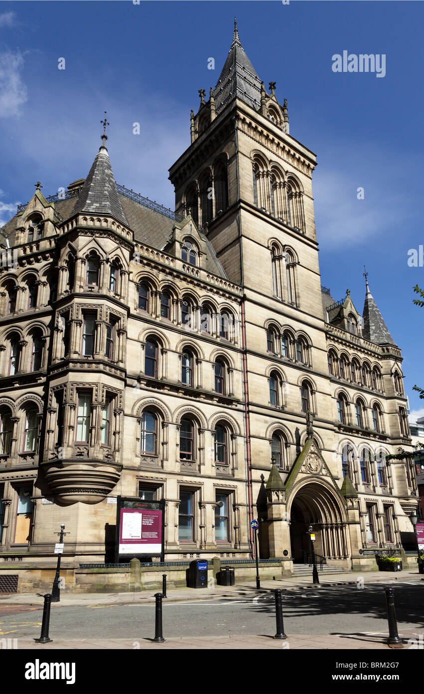 Manchester Town Hall England