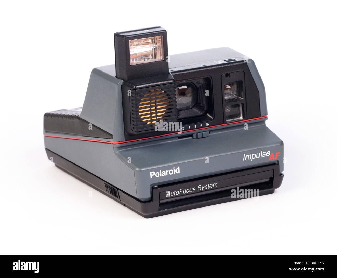 old Polaroid camera Stock Photo, Royalty Free Image: 31848619 - Alamy