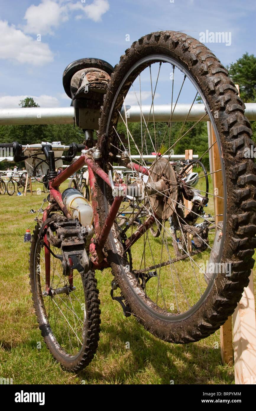 Enduro bike rider stock photo. Image of dirt, male, action