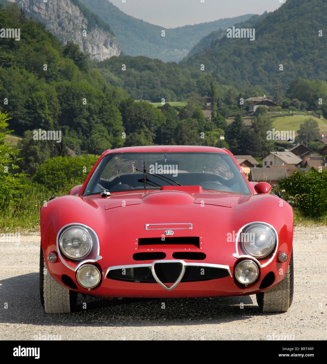 Alfa Romeo TZ2 1966