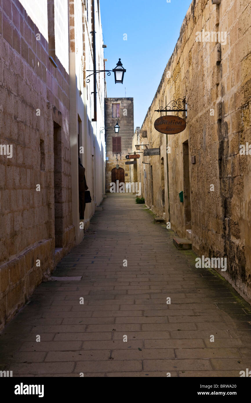 malta old alley houses - photo #15