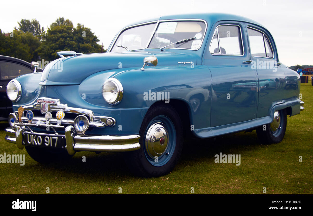 English Standard Vanguard Car from the 1950\'s, Wings and Wheels ...