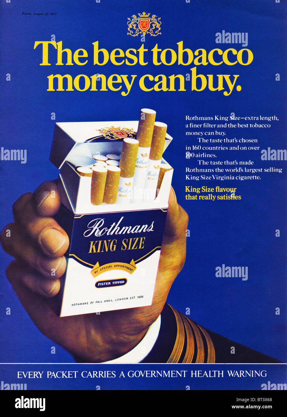 Get Benson Hedges cigarette coupons mail