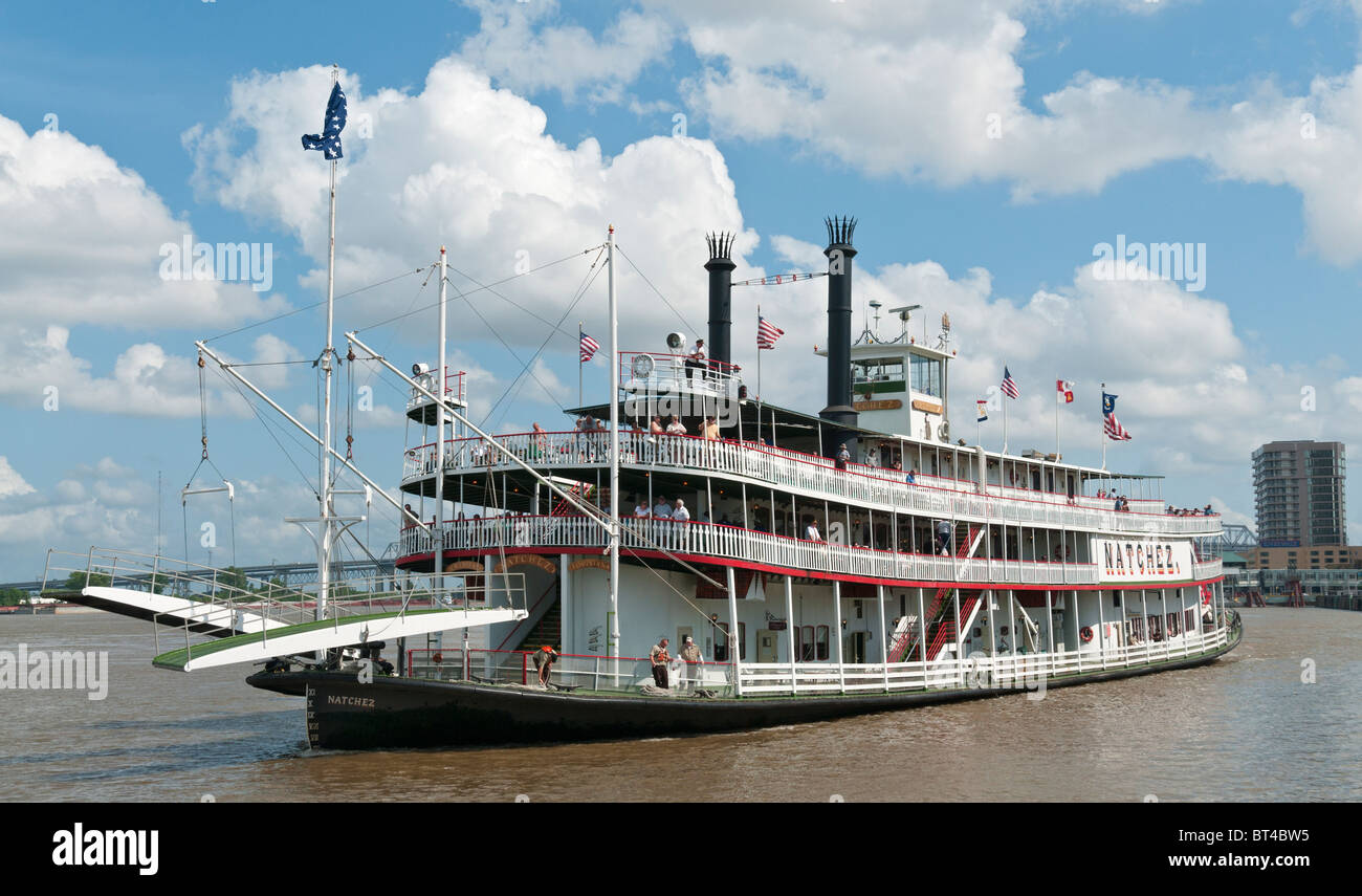 New Orleans River Steamboat Tour