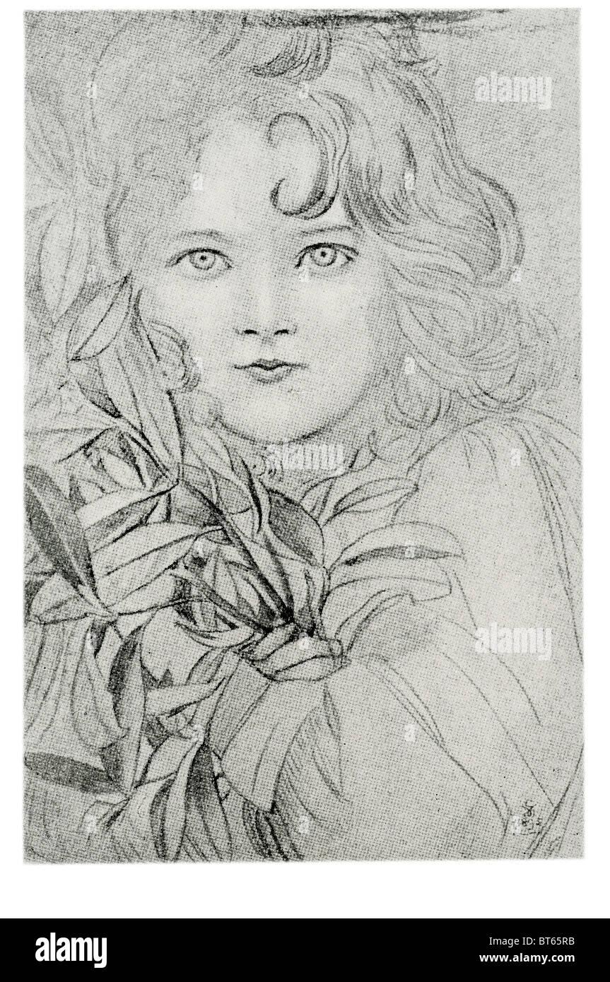 William Ernest Henley daughter
