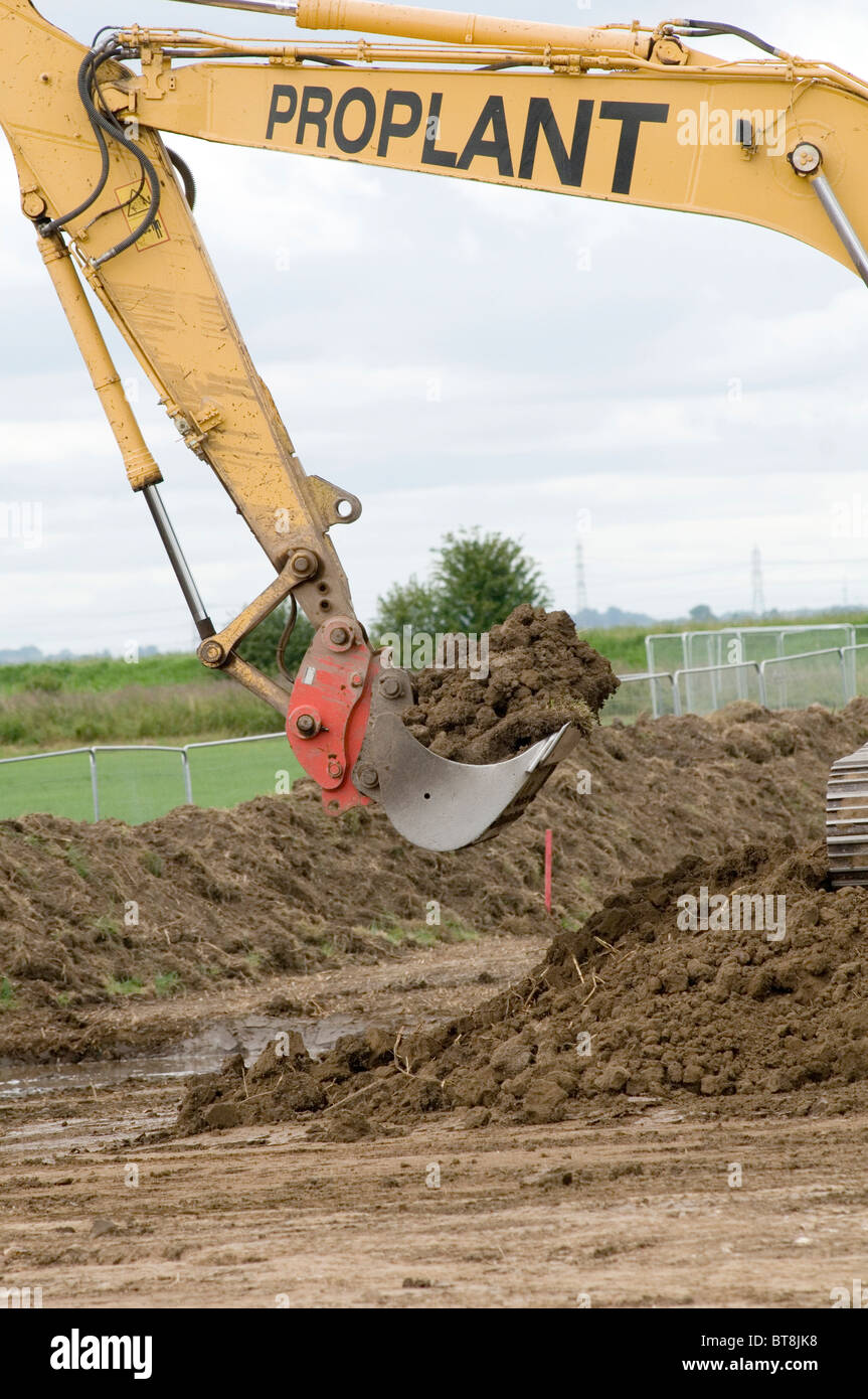 digger diggers arm bucket jcb hired hire earth mover earthmover