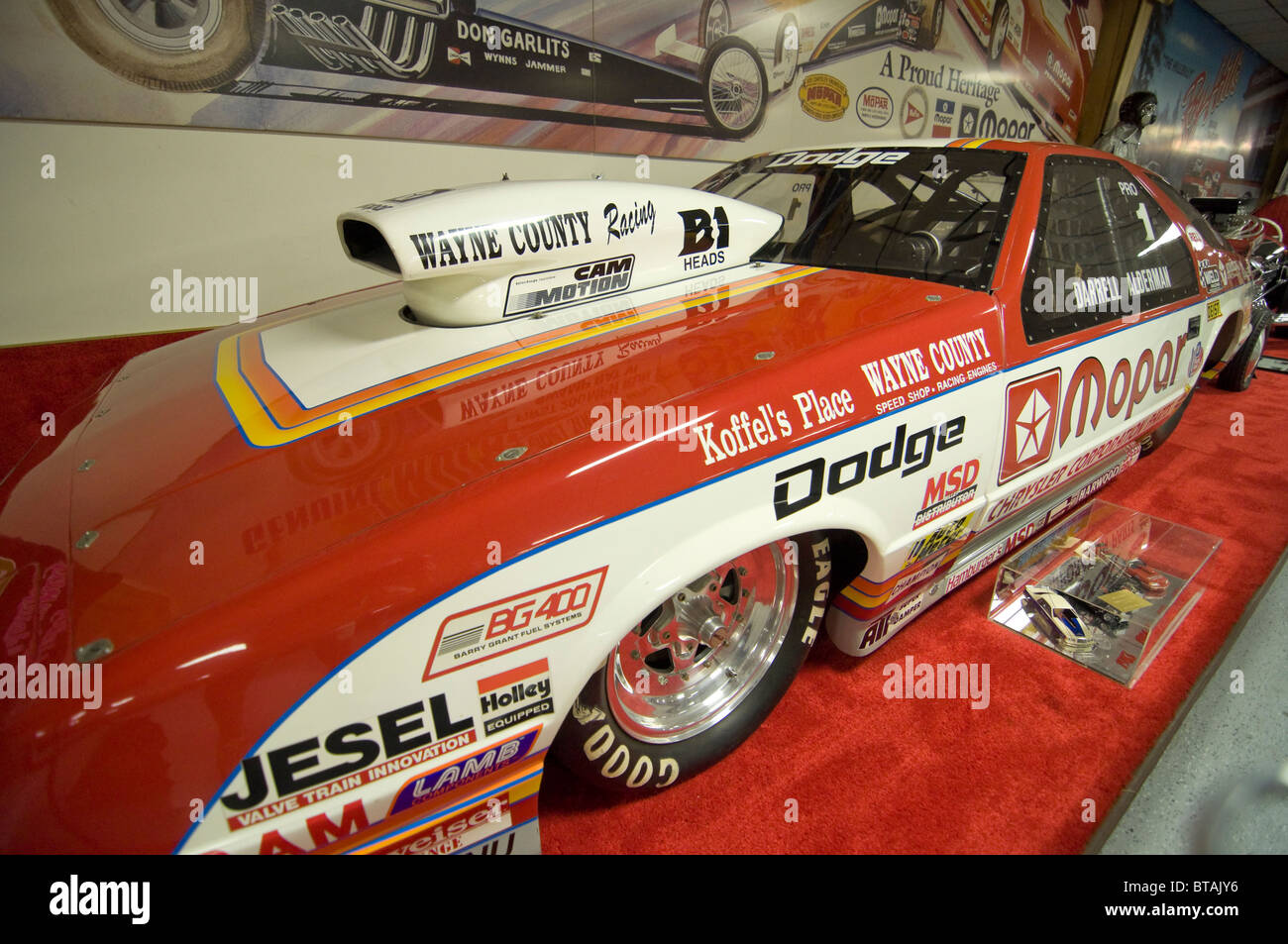 Daytona racing museum