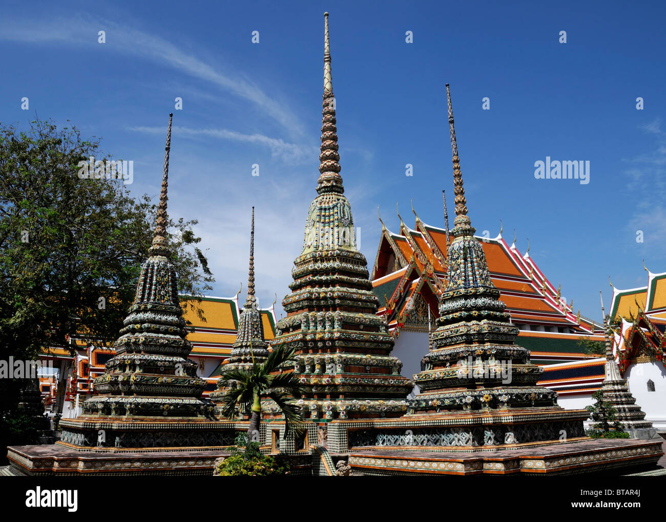 Stock Photo - Wat Pho Temple of the reclining buddha Wat Phra Chetuphon bangkok thailand Phra chedi rai stupa & Wat Pho Temple of the reclining buddha Wat Phra Chetuphon bangkok ... islam-shia.org