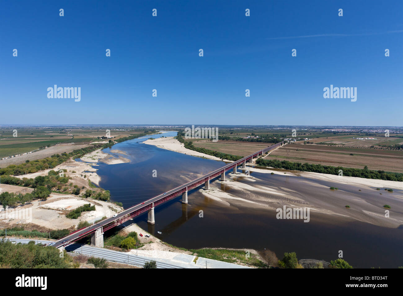 Tagus River Location
