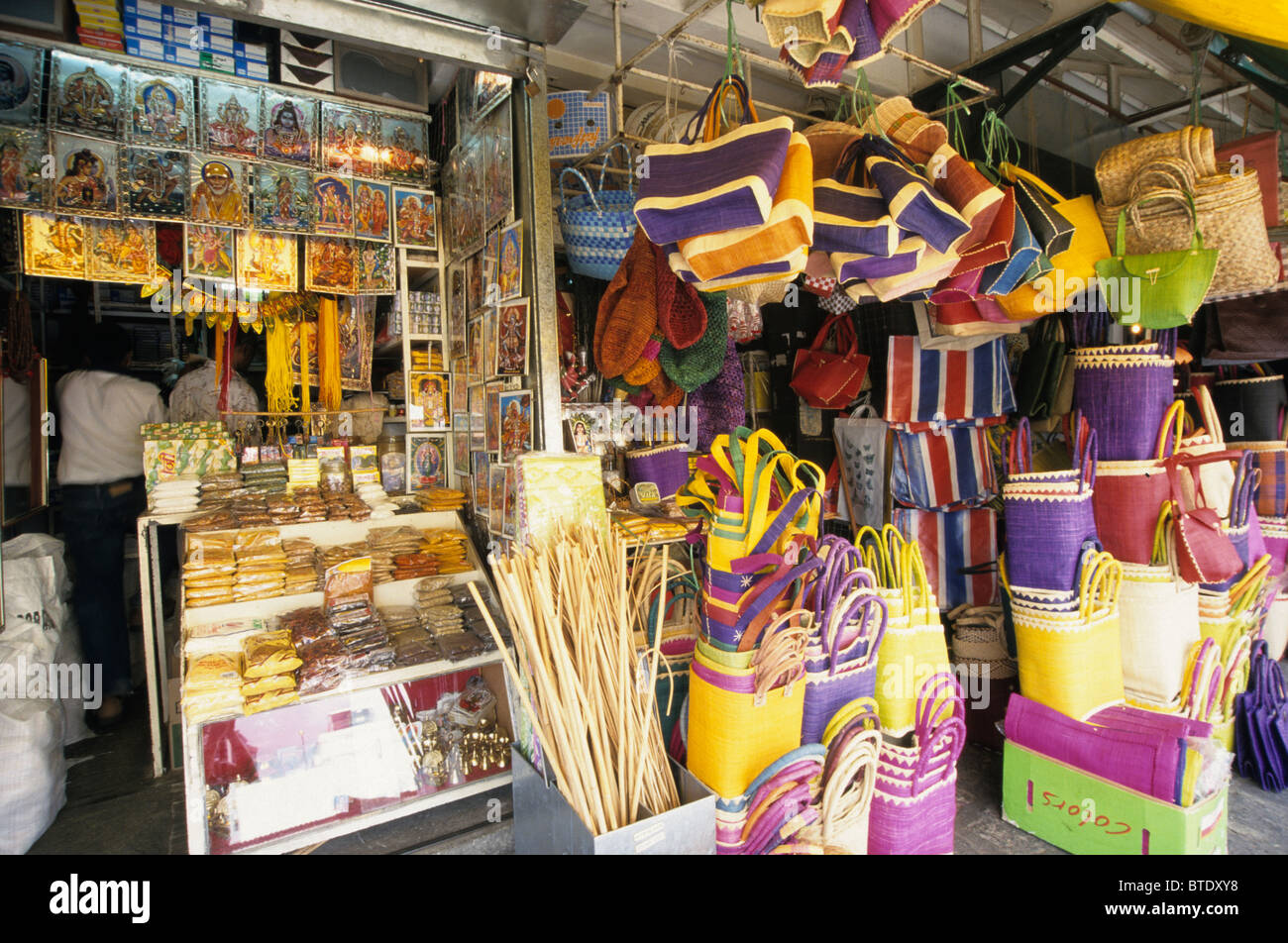 Shops in central market port louis mauritius island indian ocean stock photo royalty free - Mauritius market port louis ...