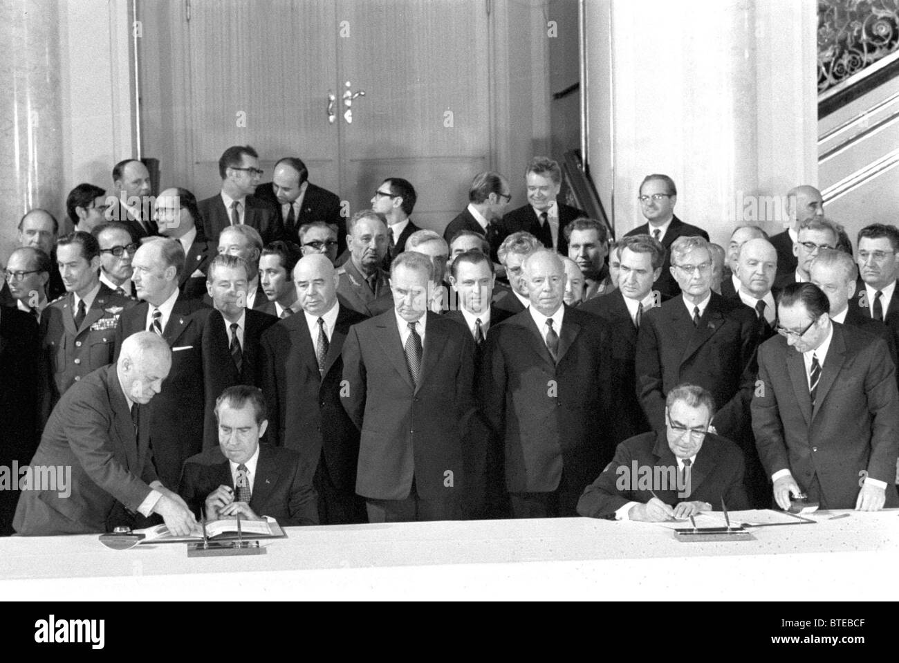 Nixon Administration Cabinet Richard Nixon Administration Stock Photos Richard Nixon