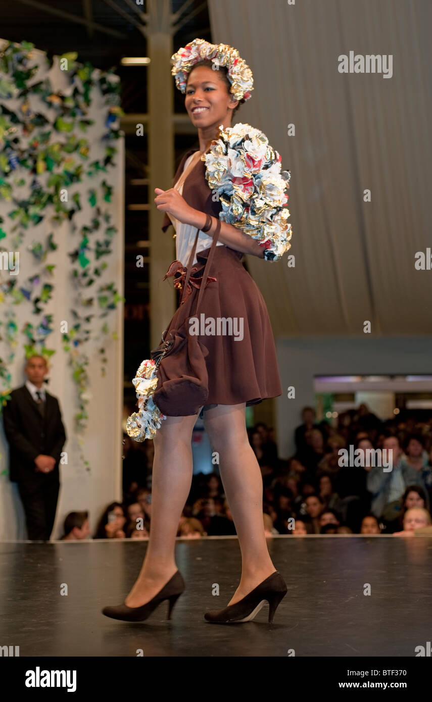 Chocolate Fashion Dress Stock Photos & Chocolate Fashion Dress ...