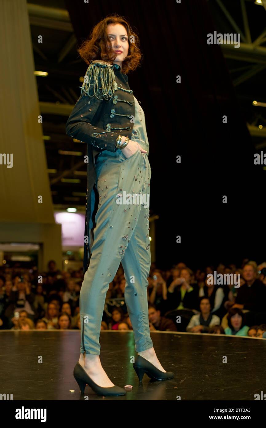 PARIS, FRANCE, Female Fashion Model, Chocolate Trade Show, Models ...