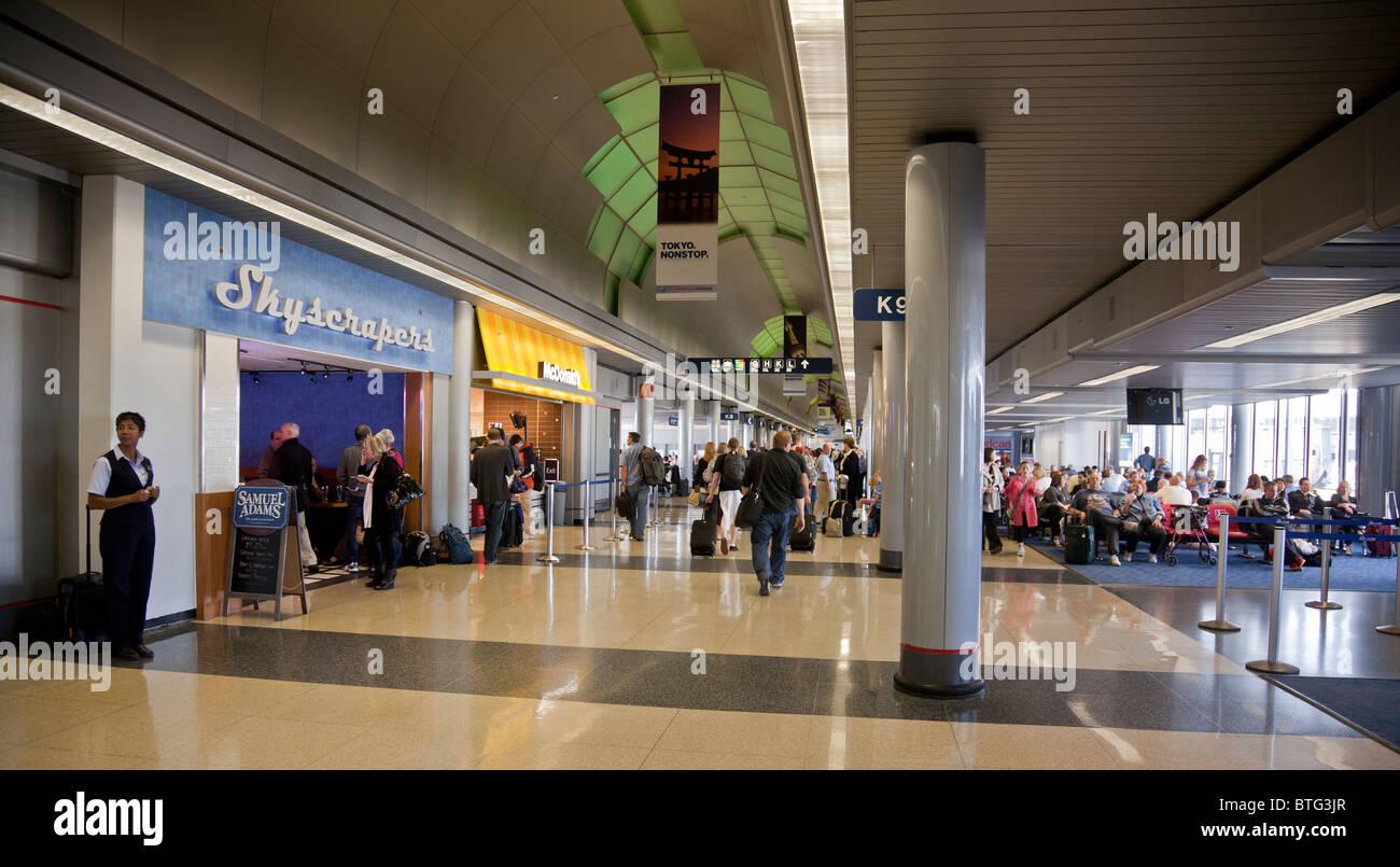 O'hare airport restaurants terminal 3