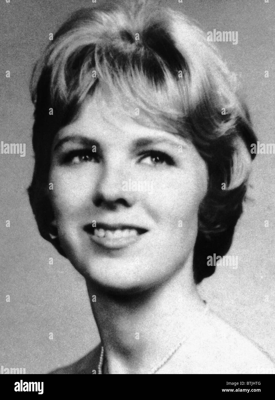 Mary Jo Eustace: Mary Jo Kopechne, Campaign Worker Who Was Killed In An