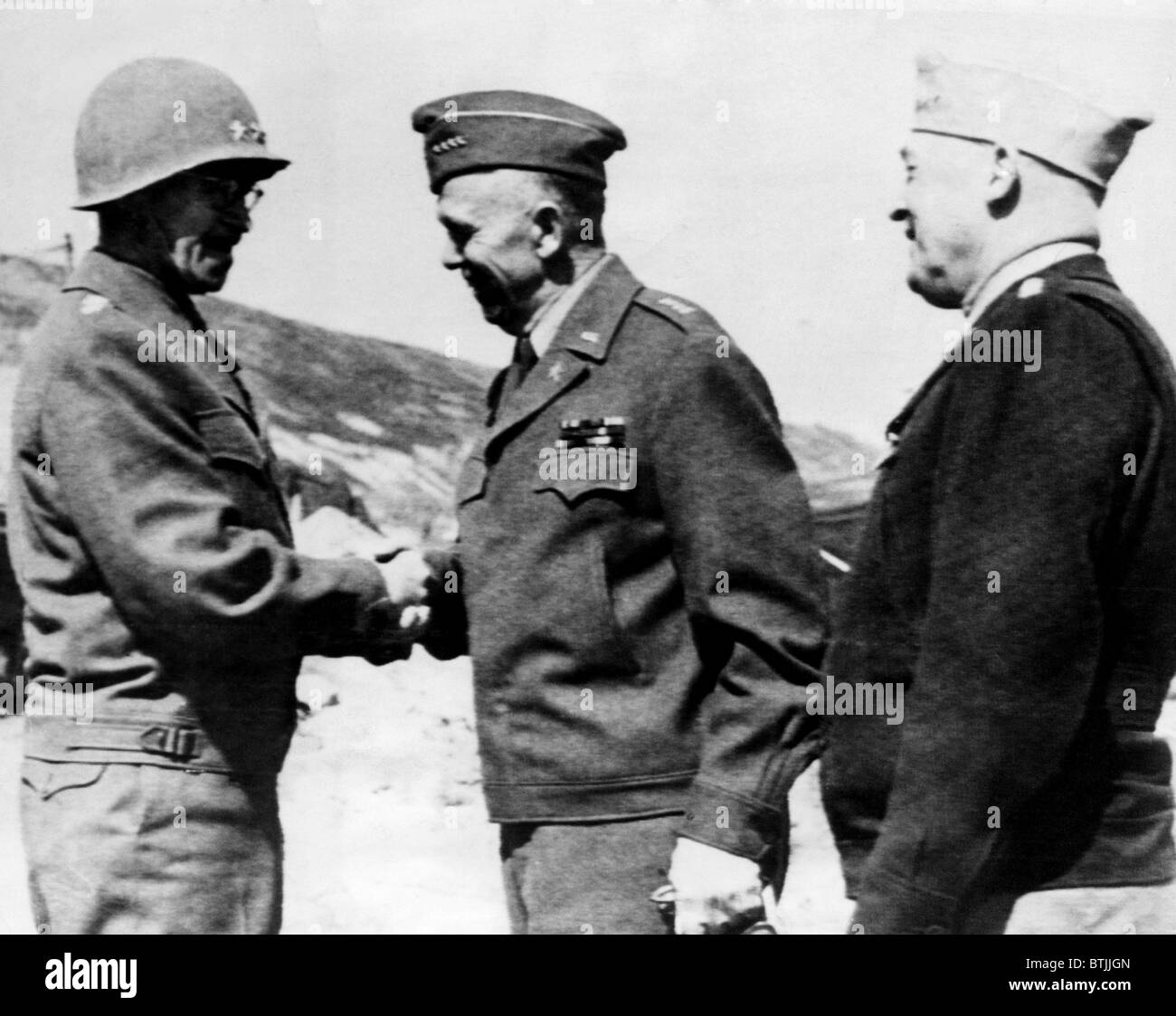 General george c marshall quotes - U S Army Field Commander General Omar Bradley General George C Marshall Air Force