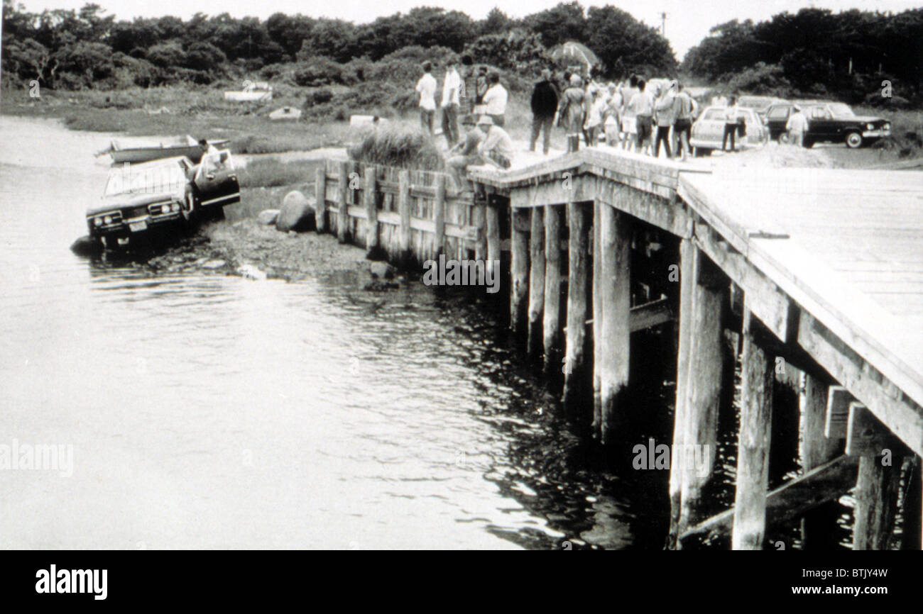 ted kennedy and the chappaquiddick tragedy The kennedys are no strangers to tragedy and controversy, but the chappaquiddick incident involving the late ted kennedy remains one of the most talked about scandals decades later in the .