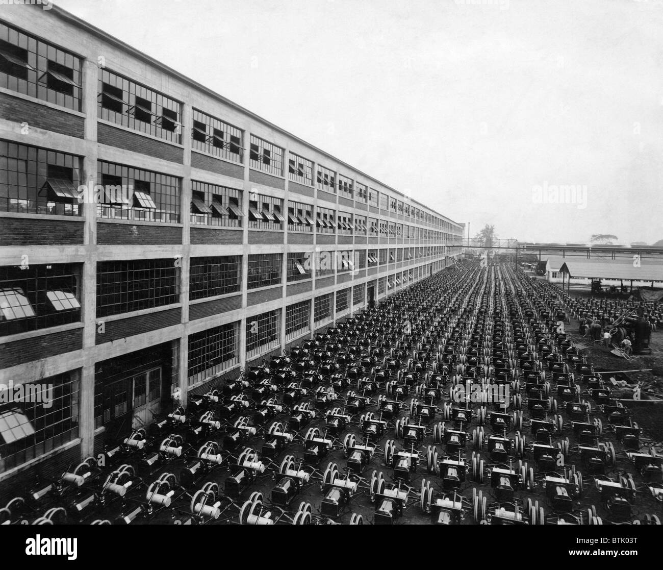 ford motor company ca 1920s courtesy csu archives