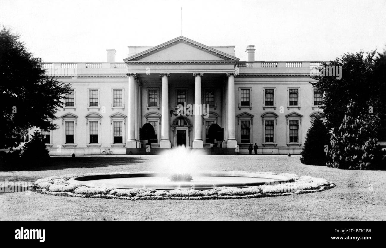 1970S House White House 1970S Stock Photo Royalty Free Image 32380298  Alamy