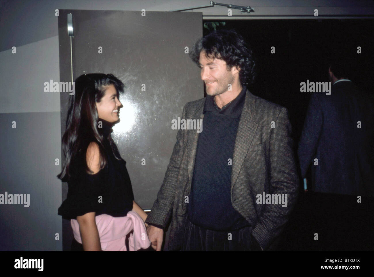 Phoebe cates and kevin kline at the world new york circa for What does phoebe cates look like now