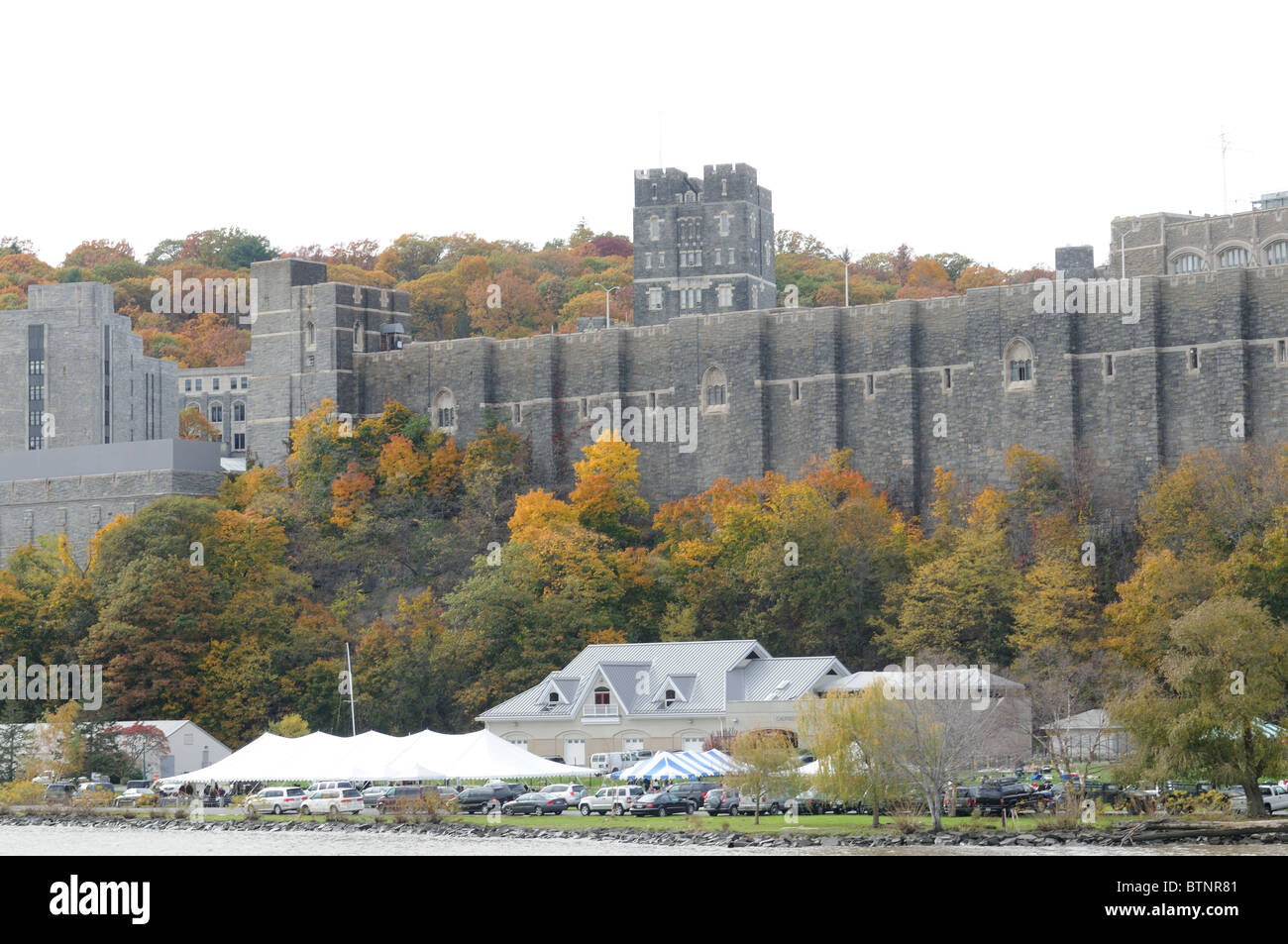 The United States Military Academy at West Point, founded in 1802 ...
